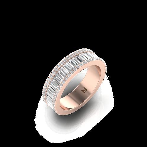 Nhẫn nữ gắn đá KJF0661