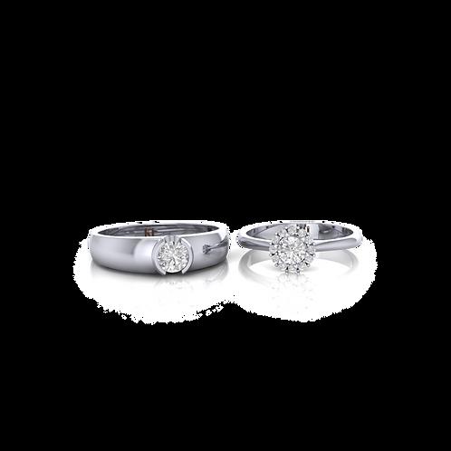 Nhẫn cưới Persephone KJW0271