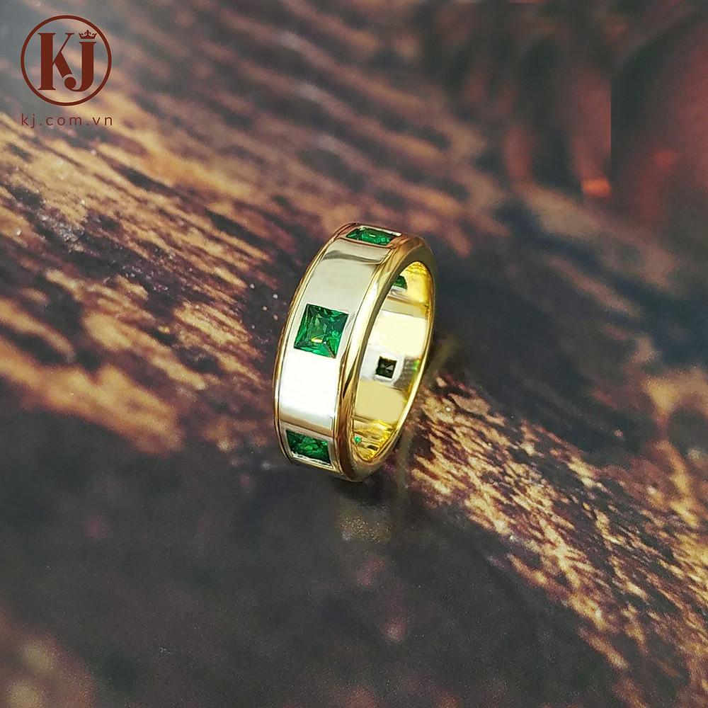Một chiếc nhẫn đơn giản nhưng thật sự tinh tế