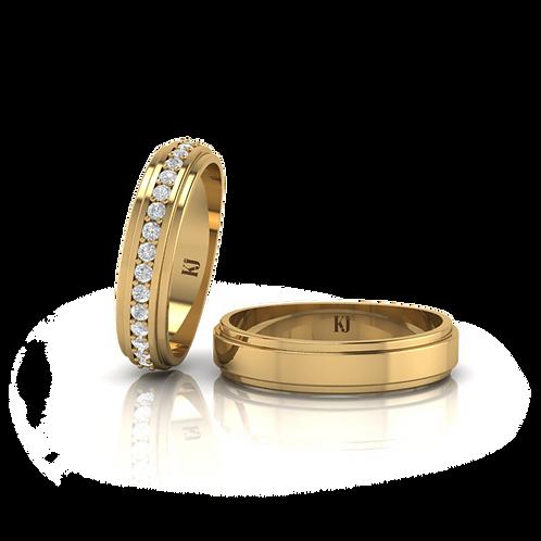 Nhẫn cưới KJW0111
