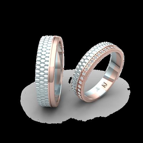Nhẫn cưới KJW0233