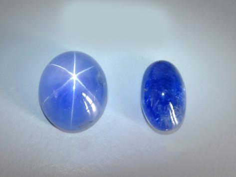 Phát sao- Hiệu ứng quang học đặc biệt của Ruby và Saphire