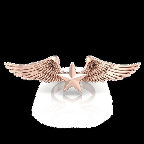 Nhẫn nam cánh đại bàng KJM0804
