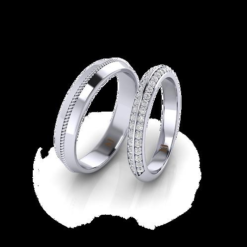 Nhẫn cưới KJW0225