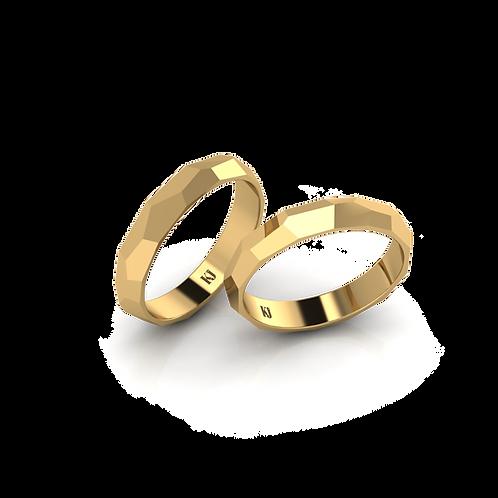 Nhẫn cưới rainbow KJW0308-RB