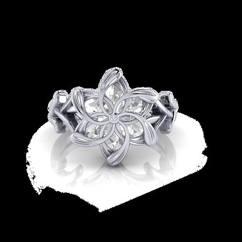 Nhẫn nữ thiết kế nenya KJF0820