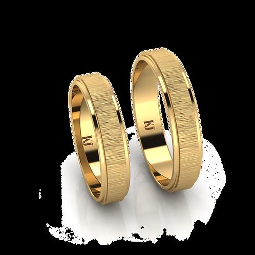 Nhẫn cưới thiết kế KJW0356