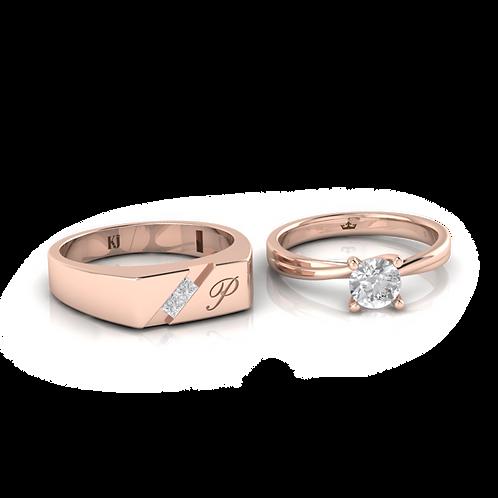 Nhẫn cưới KJW0229