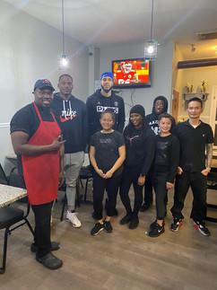 Celtics and NK Team