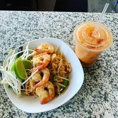 Special-Shrimp Pad Thai