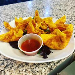 Vegetable Rangoons