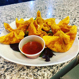 Vegetable Rangoons