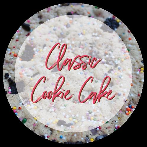 Classic Cookie Cake