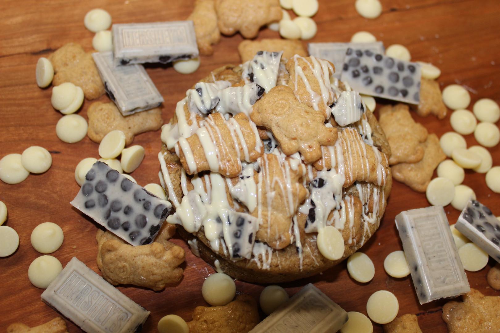 Cookies & Creme Teddy Graham