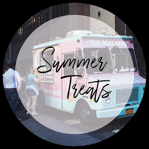 Cookie Capsule NO.3 - Summer Treats