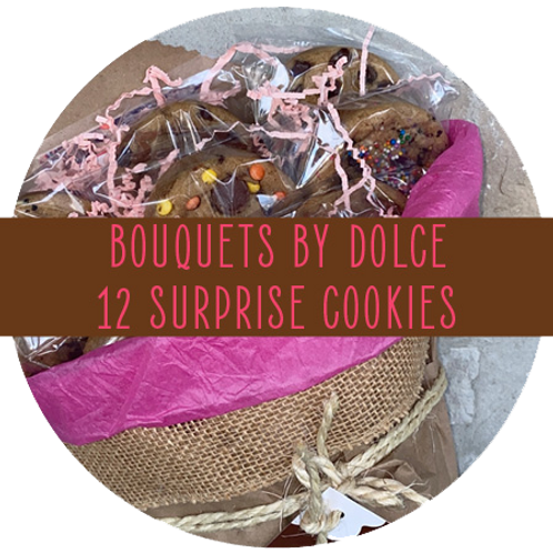 Bouquets by Dolce - 12 Surprise Cookies
