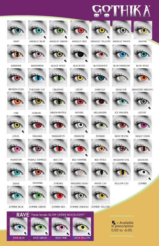 Complete Your Halloween Costume with Spooky Contacts from Queen Creek Eye Care