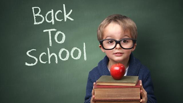 It's almost time to go back to school! Before the school year starts, schedule an appointment for your child's eye exam. It is important that they start the school year seeing and looking great!