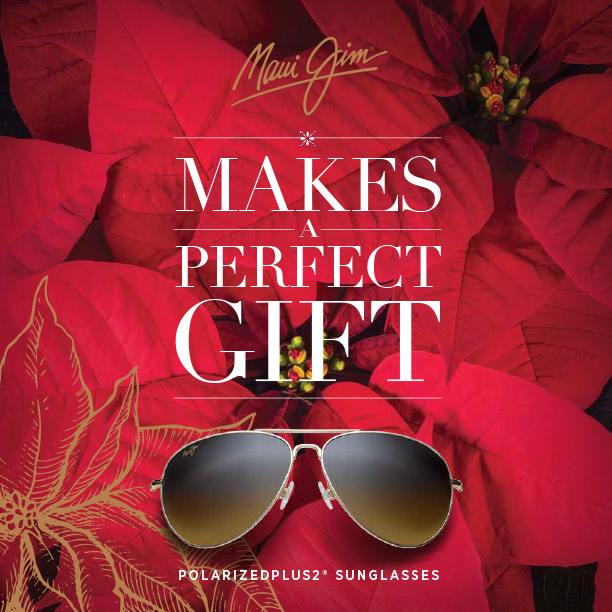 maui jim sunglasses make a perfect gift