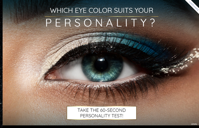 Which Eye Color Suits Your Personality? Take this Quiz to Find Out!