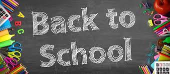 It's Officially Back To School Season!
