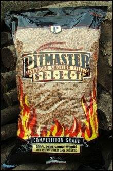 Great Smoke Flavor for Your Grill: Pitmaster Select Smoking Pellets