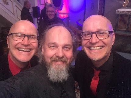 Liveljuduppdrag – konsert med Bröderna Rongedal, Multråkören och Holmsten trio i Multråkyrka.