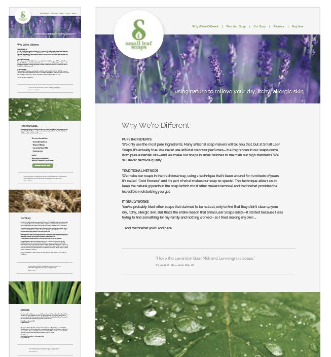 UX / UI / web + app design