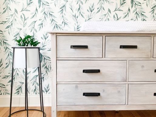 How to Get a Coastal Bleached Finish on Solid Wood Furniture