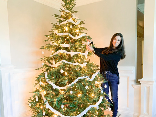 Simple Christmas Tree Tips and Tricks | How to Make Your Tree Shine without Breaking the Bank