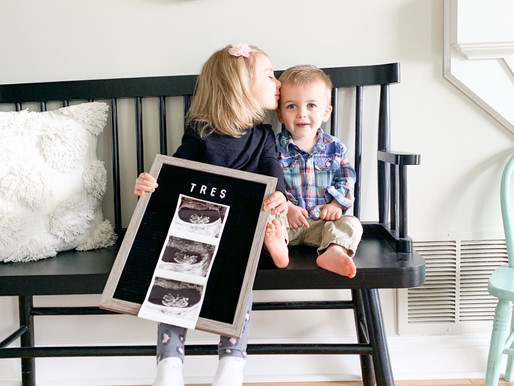 True Confessions of a Pregnant Mama and Why We Decided to Try for Baby #3