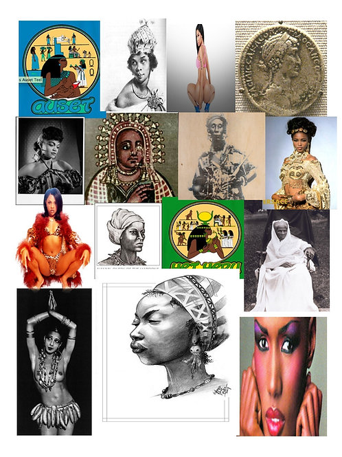 Cunt~Dalini: Unraveling the Serpentine Mystery of Black Womanpower