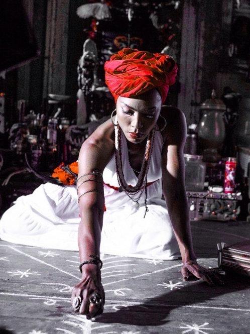 Africanjujuism Workshop~The Root of Afrofuturism & Magic Realism