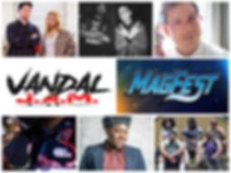 SPF Magfest 2019 Vandal J.A.M.