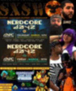 SPF SXSW 2019 Nerdcore Dayz