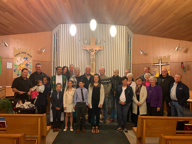 Eastend Parish 2019
