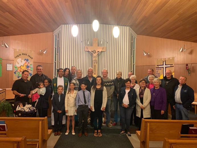 Eastend Parish 2019
