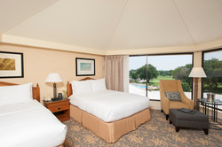 Two Queen Room at Indian Lakes Hotel