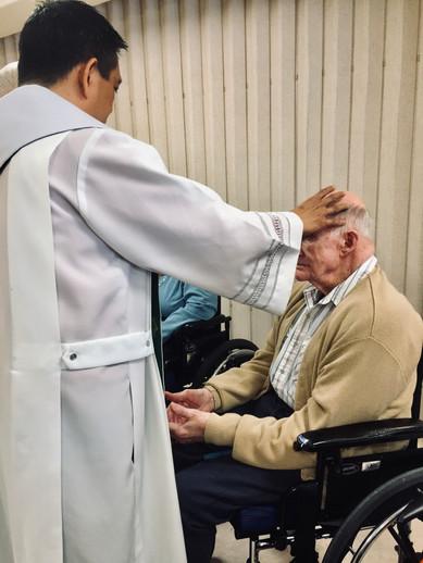 Anointing of Sick LTC Feb 2020