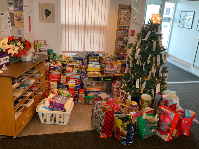 Food Bank Support 2019