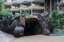The Cave Bar at Indian Lakes Hotel