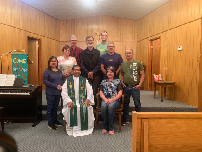 Climax Parish Council 2019