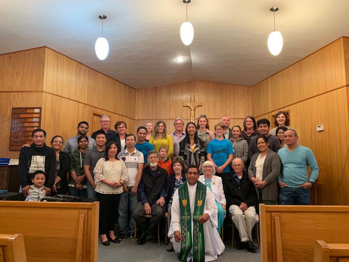 Climax Parish 2019