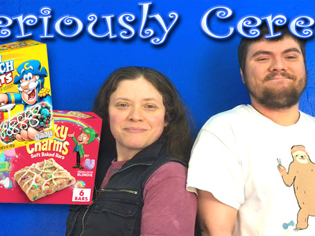 Cereal Bar Duo! (Our Final Feast!)