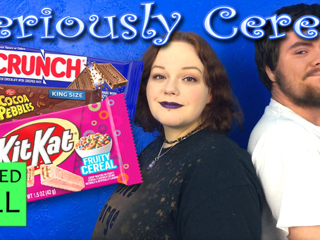 Crunchy, Cocoa, Kit Kat Candy Bars! (Candy Bar Feast!)