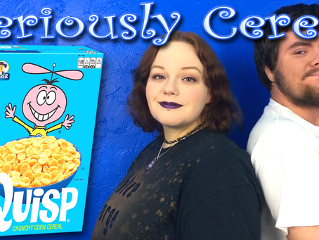 Cereal, on the Internet! (Quisp)