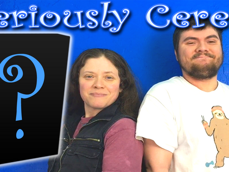 Ask Us Questions! + Mystery Cereal #1