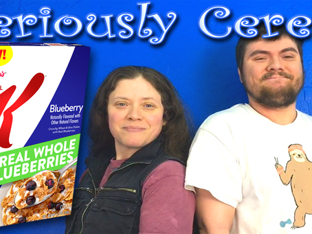 No Need to Feel Blue! (Blueberry Special K)