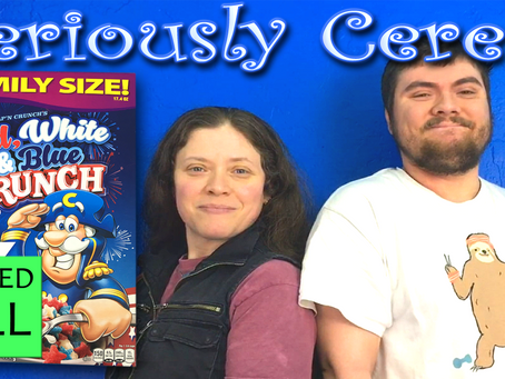 Welcome Back, Seriously Cereal! (New Episode on a New Channel!)