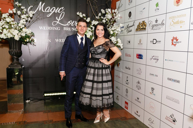 Максим Крицкий и Евгения Кор